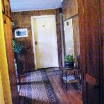 Pasillo del hotel  -2do. piso-