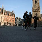 Tourist Run Brugge Private Day Tours