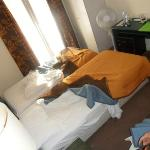 Triple room- 250 Euros per night!!