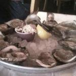 Boathouse Oysters on the Half Shell