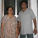  Our gracious hosts Diana and Jerry
