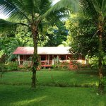 Foto de Samoa Lodge & Resort Tortuguero
