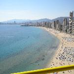 Lavante Beach, Benidorm