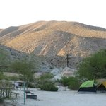 Tent and RV sites