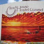 ‪Beachouse Hostel Cozumel‬