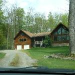 Bilde fra Log Haven Bed and Breakfast