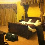 Foto de BEST WESTERN Claydon Country House Hotel
