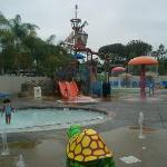 Children's pool & waterpark