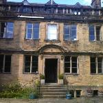 front of Bagshaw Hall