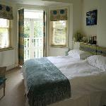 The Polkerris Room at Hillside House