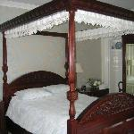Castle Grant 4 poster Bedroom