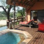 Foto van Singita Ebony Lodge