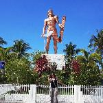 Lapu Lapu Statue