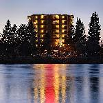 Hotel on the Falls Idaho Falls