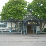 Ken's looks much the same as it did when first opened in 1935