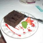 Black Forest Cake is rich and decadent