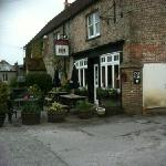 The North Brook Arms in the lovely village of East Stratton.