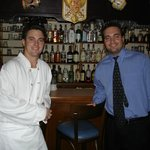 Chef Gabe and your Host Dan