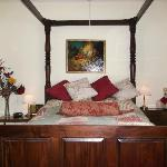 Foto de Gwaenynog Farmhouse B&B