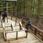 Maidenhead Delta Force Paintball - Missilewood