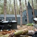 West Sussex Delta Force Paintball - Victorywood