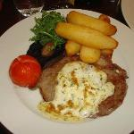 Yummy Steak & Triple Cooked Chips