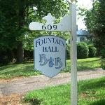 Fountain Hall B&B의 사진