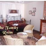 The Family or Twin Room