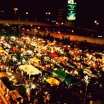 Ratchada Night Bazaar