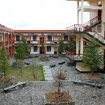  Hotel Courtyard