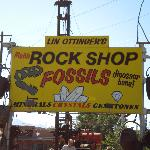 Moab Rock Shop