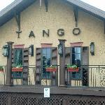 The front of Tango