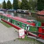 New Horizons Canal Boat