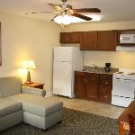 Foto van Affordable Suites of America Augusta