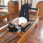 Private Pilates Reformer sessions available at Yoga Vallarta