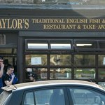 Taylor's Traditional English Fish & Chip