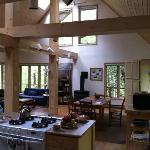  Inside of Chalet