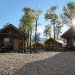 Connie & Greg's Pine Creek Cabins Resortの写真