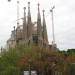 Shnetempel der Heiligen Familie (Templo Expiatorio de la Sagrada Familia)