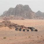 Wadi Rum Travel Camp resmi