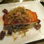  Salmon Entree
