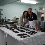  Chocolate making at Brenton Lodge