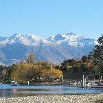  Wanaka town foreshore