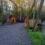 Bryn Dwr Pods and B&B