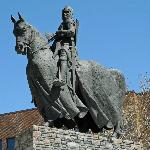 Robert the Bruce - 3/4 view