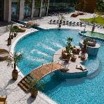Spirit Hotel***** - Outdoor pool