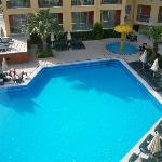 Φωτογραφία: Club Palm Hotel Apartment