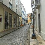 the historical centre of Sao Luis