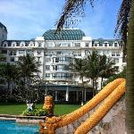 Crown Spa Resort Hainan resmi