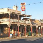 The Hibernian Hotel in Camp Street, Beechworth
